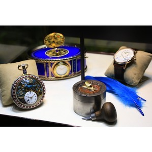 Волшебное путешествие в честь 275-летия швейцарских часов Jaquet Droz
