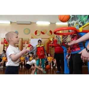 Праздник для «особенных» детей в Ярославле провел Дом Роналда Макдоналда