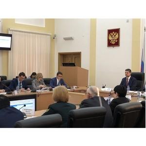 Бизнес-омбудсмен Забайкалья выступила с докладом о влиянии КНД на инвестиционный климат в регионе