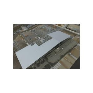 Заканчивается строительство производственно-складского комплекса в Подольске