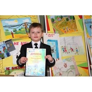Рязаньэнерго объявляет конкурс детских рисунков на тему электробезопасности «Не влезай, убьет!»