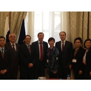 Россия и Гонконг обсудили перспективы развития взаимодействия