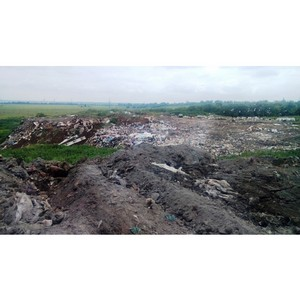 Активисты выявили на Губкинском полигоне нарушения природоохранного законодательства