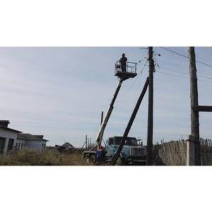 В Емельяновском районе обесточены десятки энерговоров
