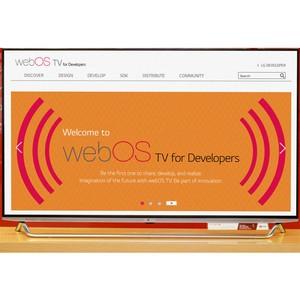 LG выпустила SDK для LG SMART+ TV, работающих на WEBOS
