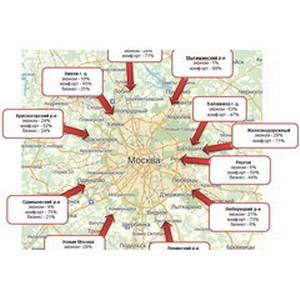 Анализ первичного рынка многоквартирной жилой недвижимости «новой» Москвы и Московской области
