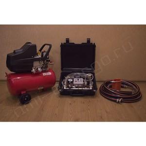 Мобильная установка УГП-МИКС для промывки систем отопления зданий