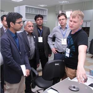 Ученые КФУ совместно с индийскими коллегами будут решать проблему повышения нефтеотдачи