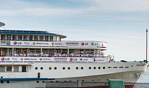 26 мая в Нижнекамске  прошел День донора с участием прославленного спортсмена города.