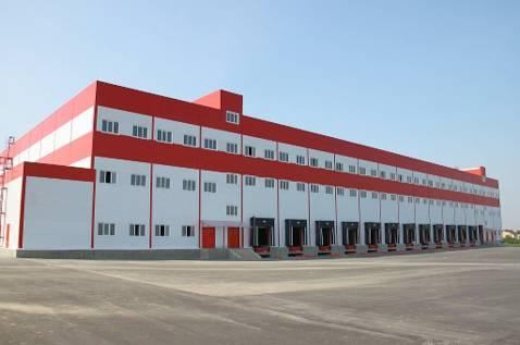 Компания «ЛН Дистрибьюция» арендовала 13,6 тыс. кв.м в СК «Михайловская слобода»