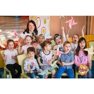 Детский клуб «Ура» в ТРЦ «Аура»: творческие открытия на каждый день