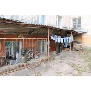ОНФ просит расселить работников соцучреждений из бывших общежитий