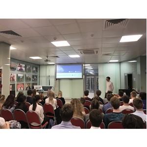 Энергетики «Владимирэнерго» провели урок профориентации для школьников