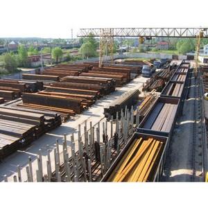 Первая грузовая компания увеличила перевозки грузов на платформах по ЗСЖД