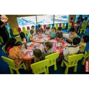 Марафон детских увлечений с клубом «Ура» в ТРЦ «Аура»