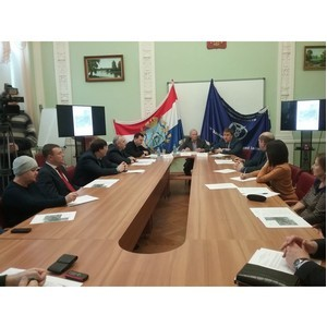 По инициативе ОНФ острову Коровий в Самаре присвоят статус «зеленого щита»
