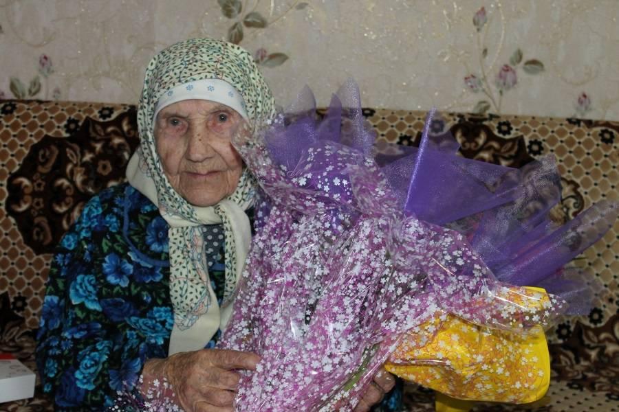 ОНФ в Мордовии побывали в гостях у 96-летней сельчанки