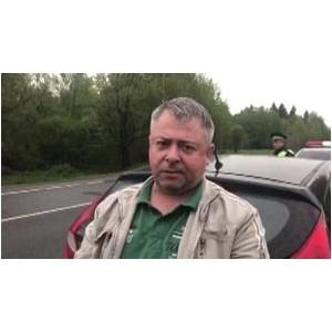 Сотрудники полиции Зеленограда задержали подозреваемого в краже автомашины