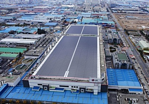 LG Electronics инвестирует дополнительно 435 миллионов долларов в производство солнечных батарей