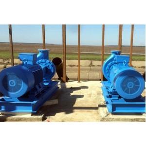 Насосы Grundfos обеспечивают работу оросительных систем в Саратовской области