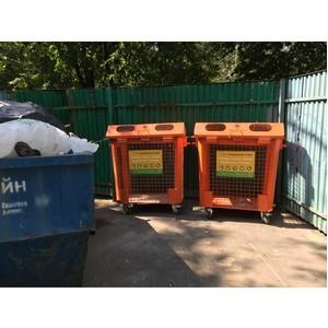 Представители ОНФ продолжают работу по популяризации раздельного сбора отходов в районах Москвы