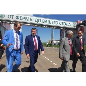 МРСК Центра обеспечила электроснабжение крупного предприятия АПК в Тамбовской области