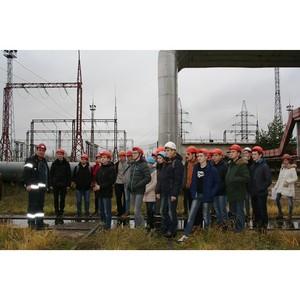 Йошкар-Олинскую ТЭЦ-2 посетили первокурсники Марийского государственного университета