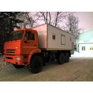 Передвижной сварочный комплекс спешит в Татарстан