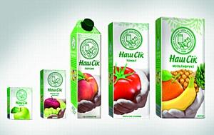 «Наш сок» растет на украинском рынке