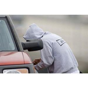 Сотрудниками уголовного розыска задержан подозреваемый в краже из автомашины