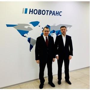 Член Правления РСПП Константин Гончаров встретился с советником посла Греции в РФ