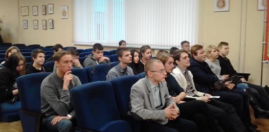 В НИЕВ создан студенческий совет
