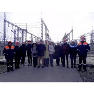 ФСК продемонстрировала студентам региона энергообъекты в Ростовской области и Ставропольском крае