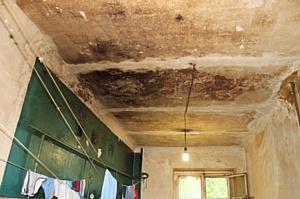 Активисты Народного фронта добиваются скорейшего расселения аварийного дома в Воронеже