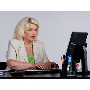 Все больше тамбовчан назначают пенсию через интернет, не выходя из дома