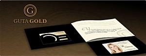 PR2B Group: брендинг для кобренда Guta Gold