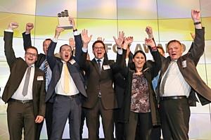 Jungheinrich получил премию IFOY 2015