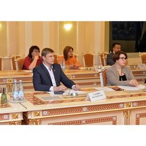 Представители ОНФ на Ямале приняли участие в заседании межведомственной комиссии по благоустройству