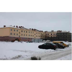 Активисты ОНФ опасаются срыва сроков реализации программы расселения аварийного жилья в Приволжске