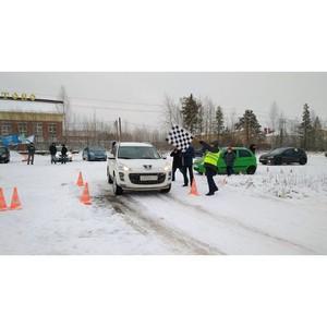 Представители команды «Молодежки ОНФ» в Коми приняли участие в автомногоборье