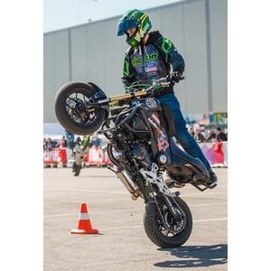 Stunt Buro провело мотофестиваль Open Stunt