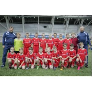 Детская футбольная команда «Маринс Групп Сормово» - успешный старт в 2017 году