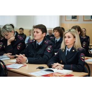 Белгородские энергетики провели семинар по электробезопасности для полицейских
