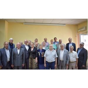 Ветераны «Мособлтеплоэнерго» собрались в Мытищинской теплосети