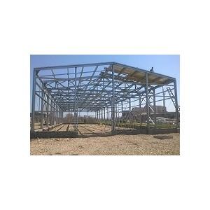 Построен склад из ЛСТК в зоне повышенной сейсмической активности