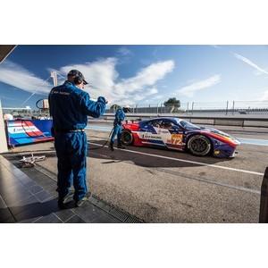 Пилоты SMP Racing провели тесты в рамках FIA World Endurance Championship