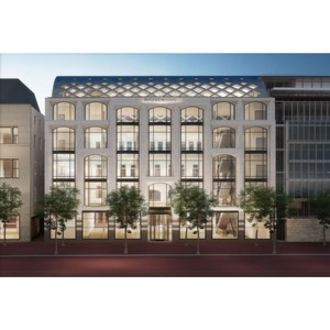Haussmann - первый высокотехнологичный бутик-универмаг в Амстердаме