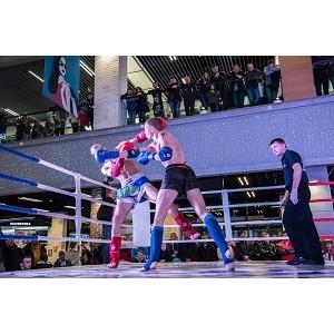Сильнейшие тайбоксеры Нижнего Новгорода встретились на ринге в ТРК «Небо»