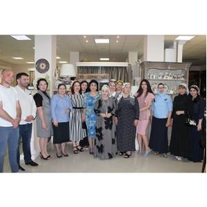 «Женщины бизнеса» провели в Грозном презентацию продукции для дома, здоровья и красоты