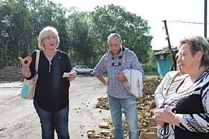Активисты ОНФ на Камчатке встретились с жителями Нагорного по вопросу благоустройства посёлка